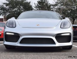 2016 Porsche Boxster SPYDER – First USA Photos!  100-Shot Animated Flyaround