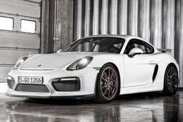 2016 Porsche CAYMAN GT4 11