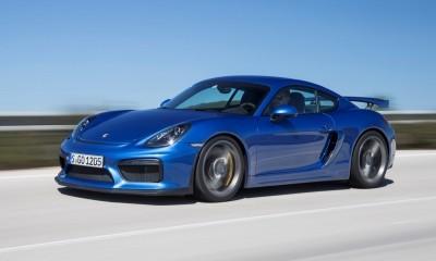 2016 Porsche CAYMAN GT4 15