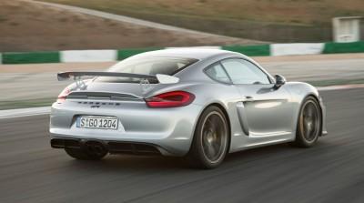 2016 Porsche CAYMAN GT4 18