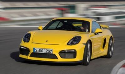 2016 Porsche CAYMAN GT4 20