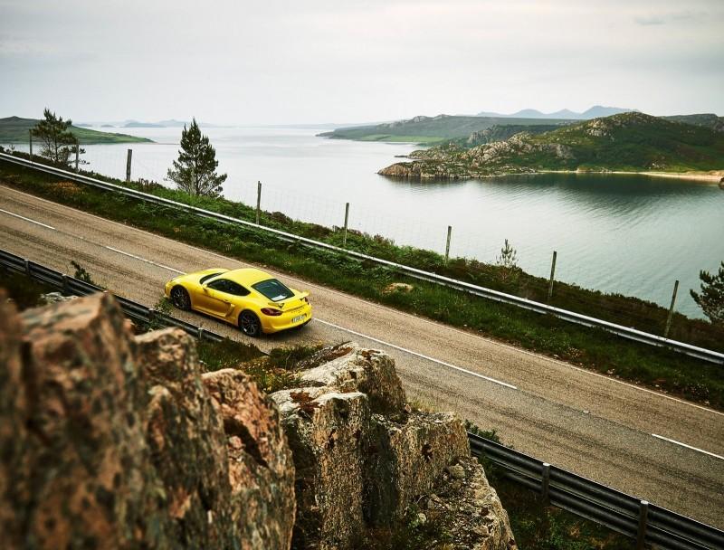 2016 Porsche CAYMAN GT4 30