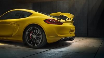 2016 Porsche CAYMAN GT4 35