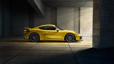 2016 Porsche CAYMAN GT4 36