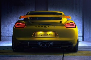 Updated With 25 New Photos – 2015 Porsche Cayman GT4 Is Rock-Hard Cockster!