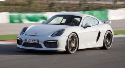 2016 Porsche CAYMAN GT4 7