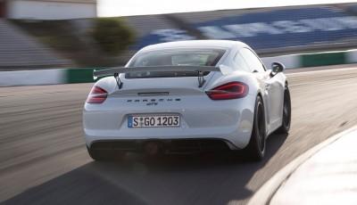 2016 Porsche CAYMAN GT4 9