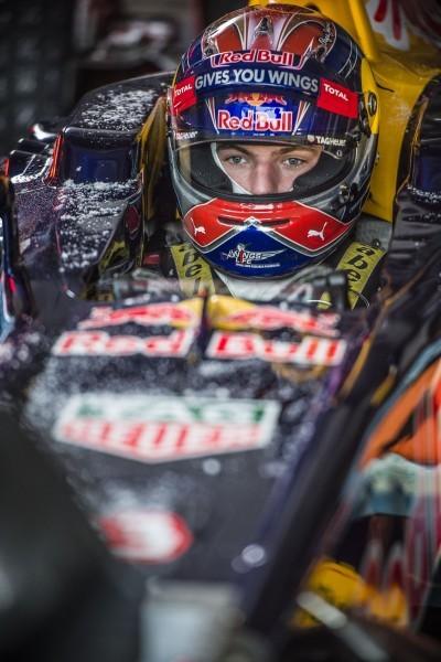 2016 Red Bull F1 Car Austria Snowchains Skiing 21