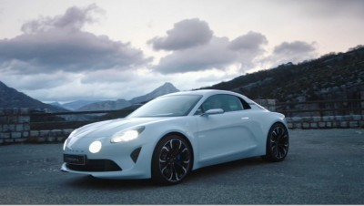 2016 Renault ALPINE Vision Concept - Video Stills 24