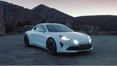 2016 Renault ALPINE Vision Concept - Video Stills 51