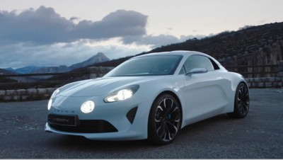 2016 Renault ALPINE Vision Concept - Video Stills 63