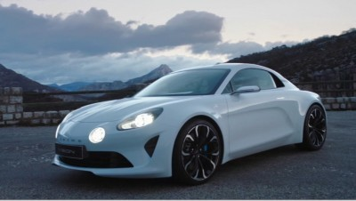 2016 Renault ALPINE Vision Concept - Video Stills 64