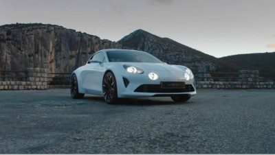 2016 Renault ALPINE Vision Concept - Video Stills 84