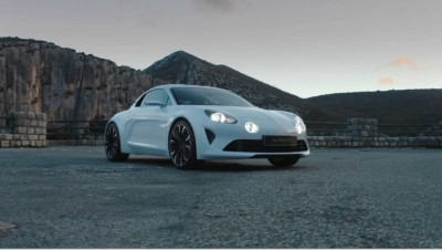2016 Renault ALPINE Vision Concept - Video Stills 85