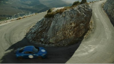 2016 Renault ALPINE Vision Concept - Video Stills 88