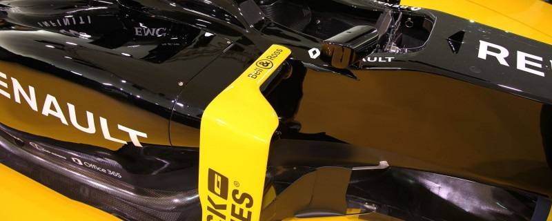 2016 Renault Sport Formula One Team 11