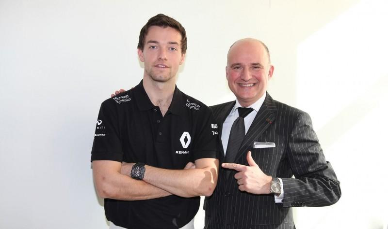 2016 Renault Sport Formula One Team 13