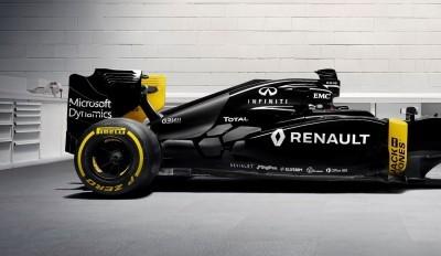 2016 Renault Sport Formula One Team 15