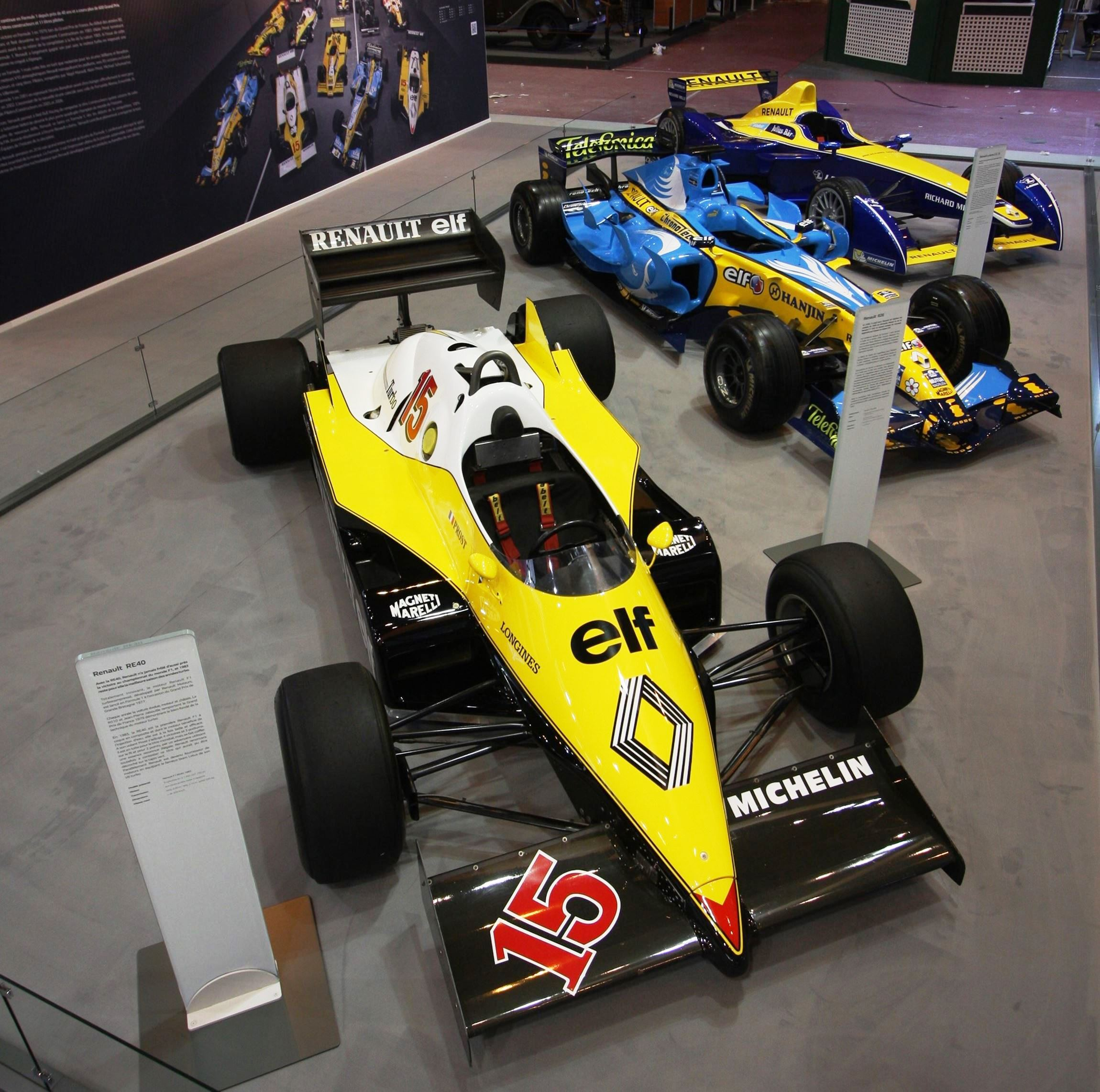 Renault Formula 1: RENAULT SPORT Signs INFINITI And Bell & Ross For 2016 F1