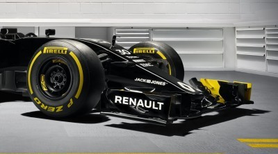 2016 Renault Sport Formula One Team 2