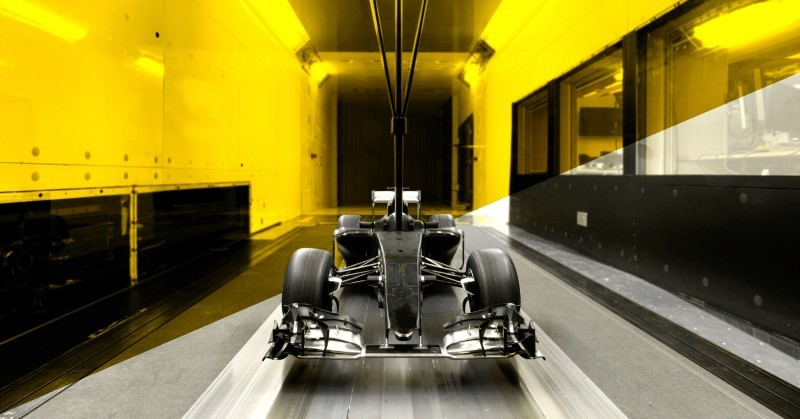 2016 Renault Sport Formula One Team 4