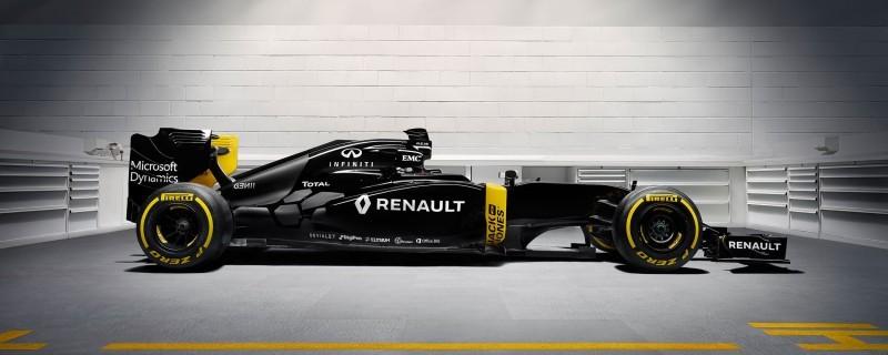 2016 Renault Sport Formula One Team 8