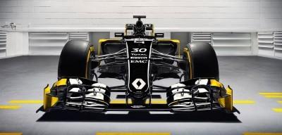 2016 Renault Sport Formula One Team 9