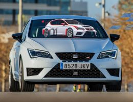 2016 SEAT Leon CUPRA 290 – GTI-Beating Coupe, Hatch and Wagon Gain New Sport Exhaust and Power Bump
