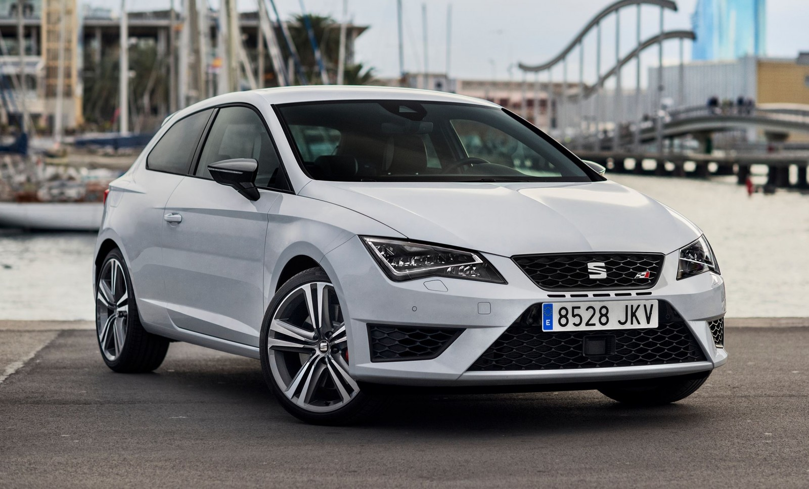 2016 seat leon cupra 290 gti beating coupe hatch and wagon gain new sport exhaust and power bump. Black Bedroom Furniture Sets. Home Design Ideas