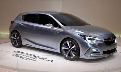 2016 Subaru IMPREZA 5-DOOR CONCEPT 1
