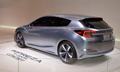 2016 Subaru IMPREZA 5-DOOR CONCEPT 10