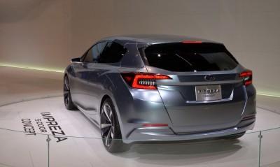 2016 Subaru IMPREZA 5-DOOR CONCEPT 11