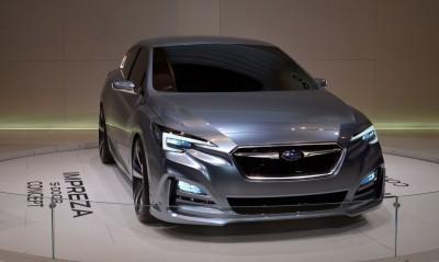 2016 Subaru IMPREZA 5-DOOR CONCEPT 3