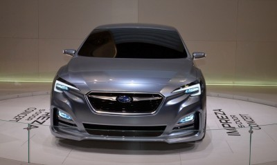 2016 Subaru IMPREZA 5-DOOR CONCEPT 4