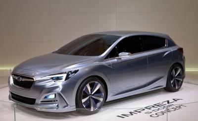 2016 Subaru IMPREZA 5-DOOR CONCEPT 6