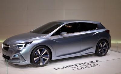 2016 Subaru IMPREZA 5-DOOR CONCEPT 7