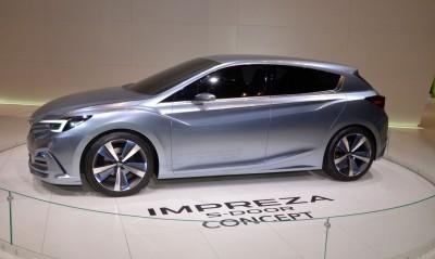 2016 Subaru IMPREZA 5-DOOR CONCEPT 8