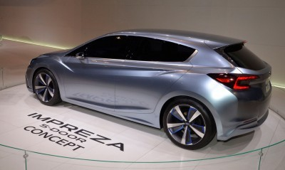 2016 Subaru IMPREZA 5-DOOR CONCEPT 9