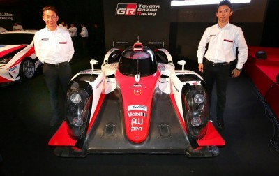 2016 Toyota GAZOO Racecars & Series Preview 12