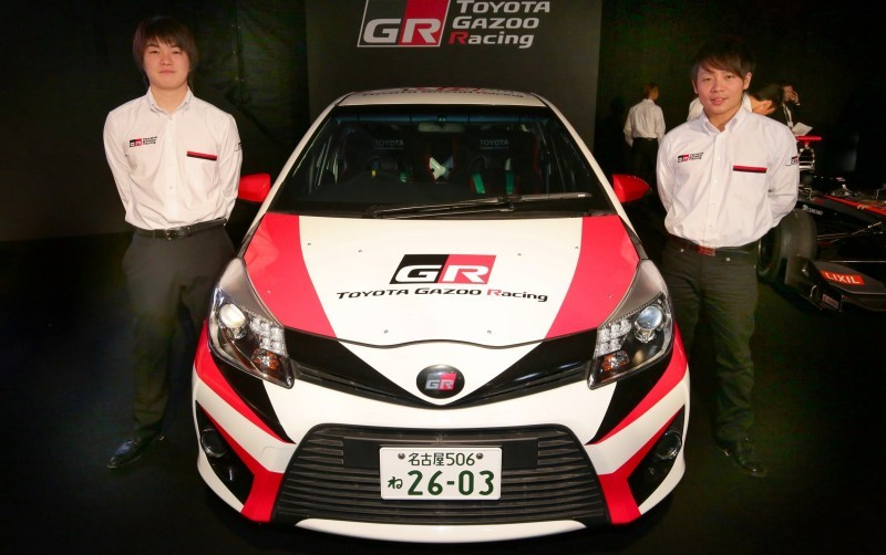 2016 Toyota GAZOO Racecars & Series Preview 13