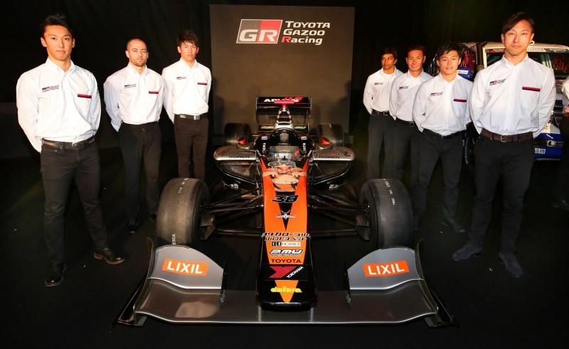 2016 Toyota GAZOO Racecars & Series Preview 15