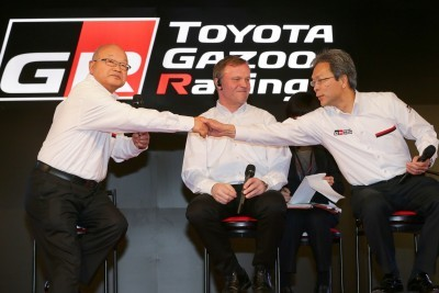 2016 Toyota GAZOO Racecars & Series Preview 18