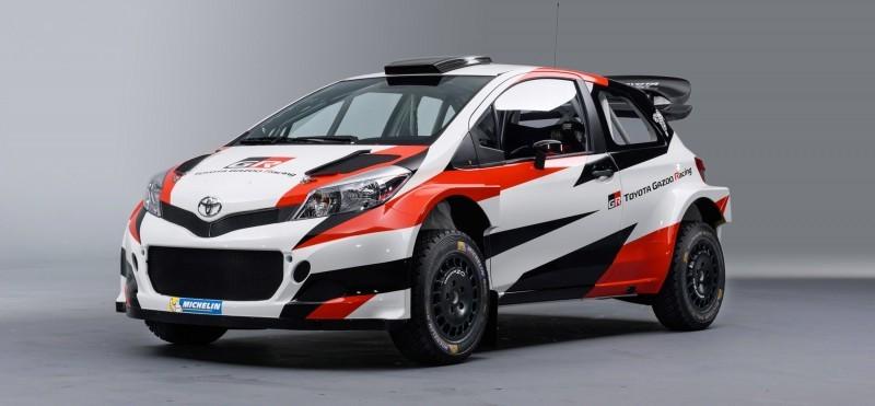 2016 Toyota GAZOO Racecars & Series Preview 2