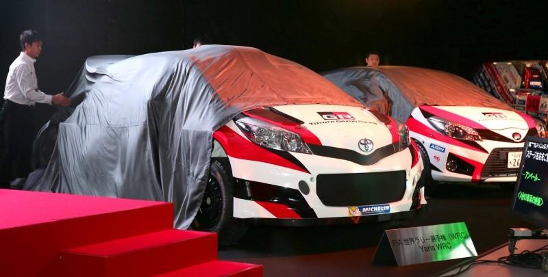 2016 Toyota GAZOO Racecars & Series Preview 20