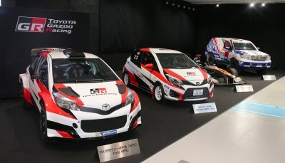 2016 Toyota GAZOO Racecars & Series Preview 22