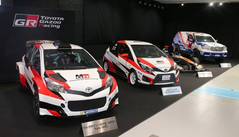 2016 Toyota GAZOO Racecars & Series Preview 22