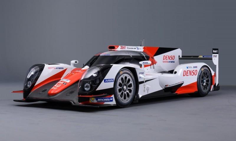2016 Toyota GAZOO Racecars & Series Preview 3