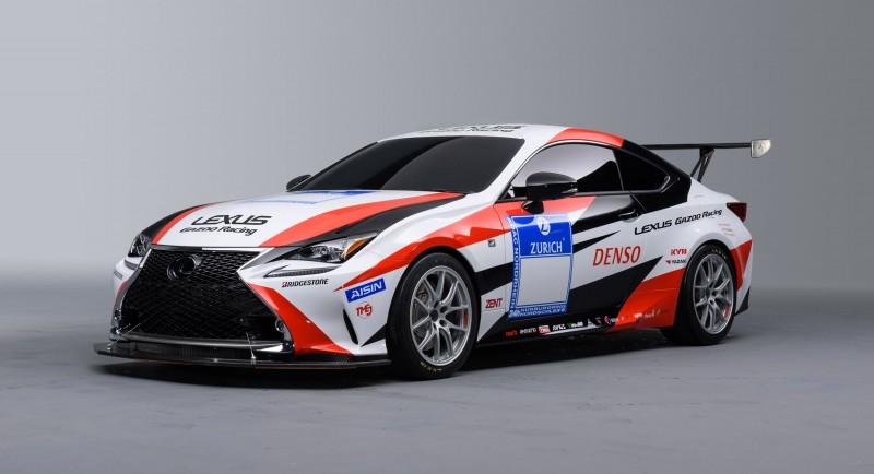 2016 Toyota GAZOO Racecars & Series Preview 4