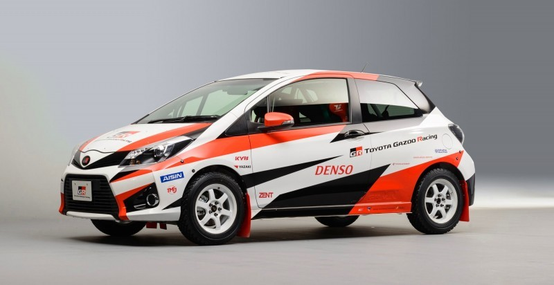 2016 Toyota GAZOO Racecars & Series Preview 5