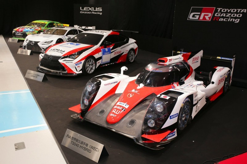 2016 Toyota GAZOO Racecars & Series Preview 6